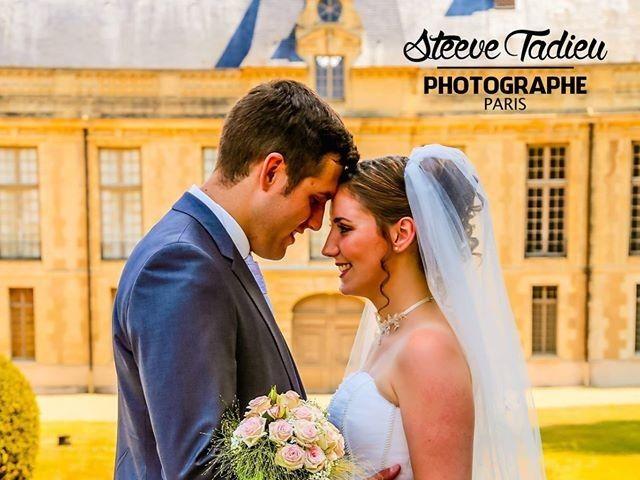 Le mariage de Steven et Justine à Bezons, Val-d'Oise 4