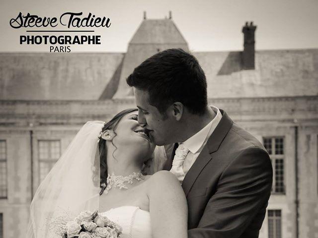 Le mariage de Steven et Justine à Bezons, Val-d'Oise 6
