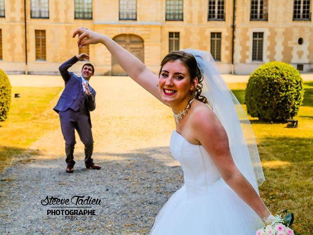 Le mariage de Steven et Justine à Bezons, Val-d'Oise 1
