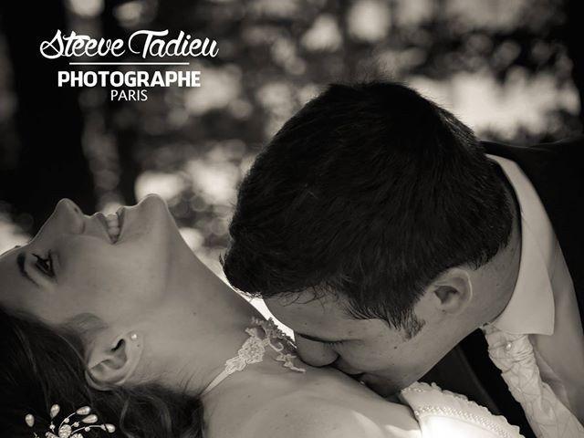 Le mariage de Steven et Justine à Bezons, Val-d'Oise 7