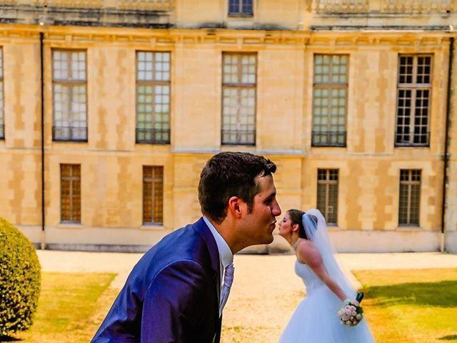Le mariage de Steven et Justine à Bezons, Val-d'Oise 8