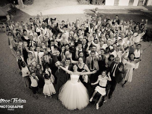 Le mariage de Steven et Justine à Bezons, Val-d'Oise 2