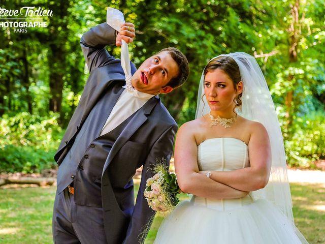 Le mariage de Steven et Justine à Bezons, Val-d'Oise 11