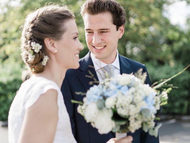 Le mariage de Edouard et Johanna
