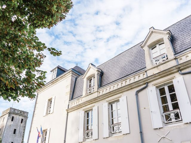 Le mariage de Johanna et Edouard à Royan, Charente Maritime 9
