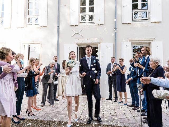 Le mariage de Johanna et Edouard à Royan, Charente Maritime 12