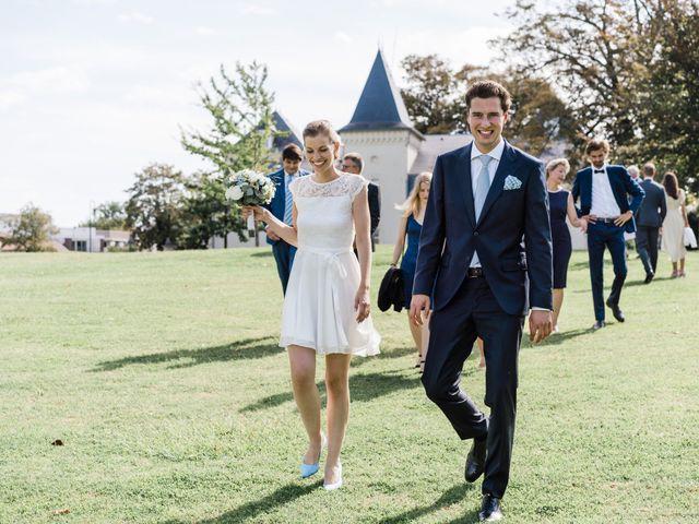 Le mariage de Johanna et Edouard à Royan, Charente Maritime 15