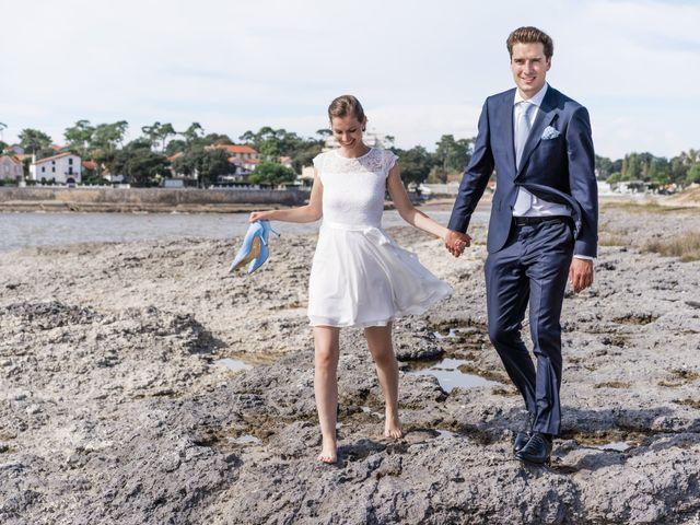 Le mariage de Johanna et Edouard à Royan, Charente Maritime 20