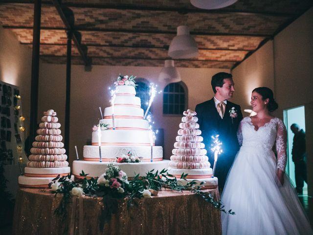 Le mariage de Valentin et Laura à Coudrecieux, Sarthe 5