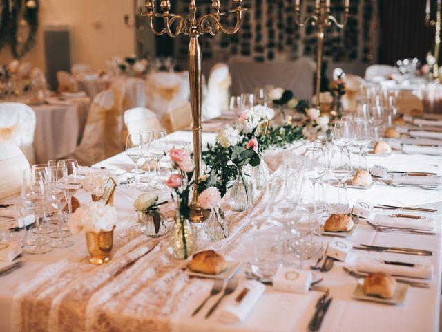 Le mariage de Valentin et Laura à Coudrecieux, Sarthe 15