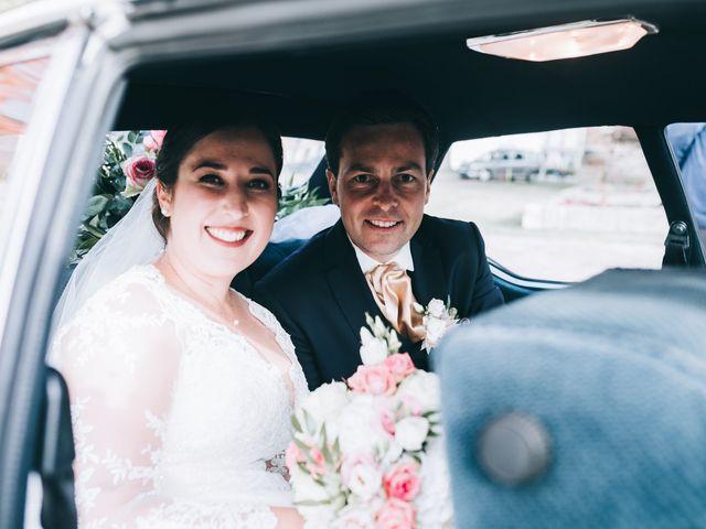 Le mariage de Valentin et Laura à Coudrecieux, Sarthe 16