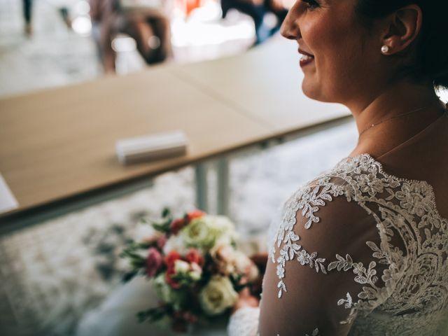 Le mariage de Valentin et Laura à Coudrecieux, Sarthe 29