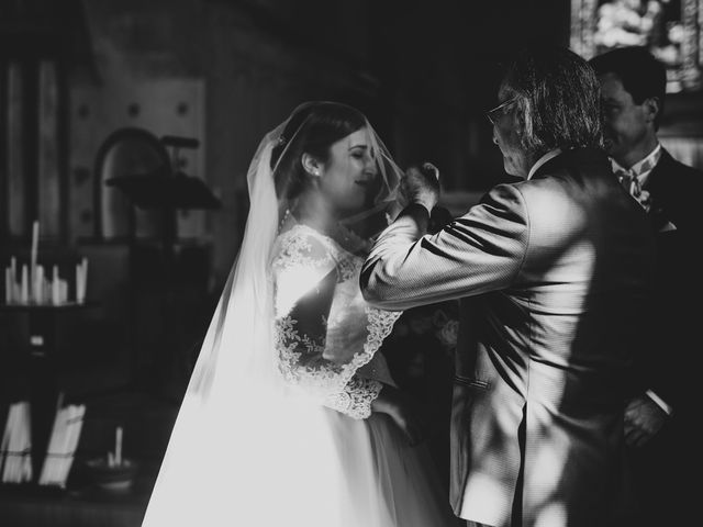 Le mariage de Valentin et Laura à Coudrecieux, Sarthe 31