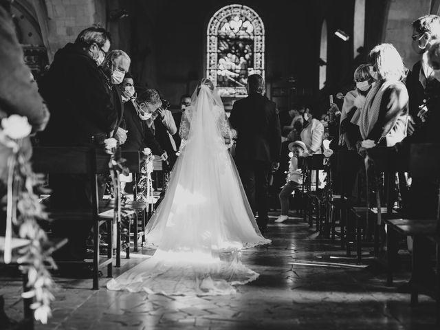 Le mariage de Valentin et Laura à Coudrecieux, Sarthe 32