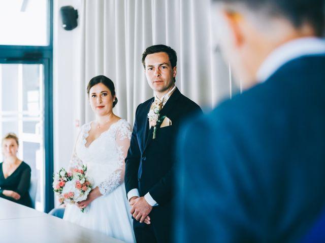 Le mariage de Valentin et Laura à Coudrecieux, Sarthe 33