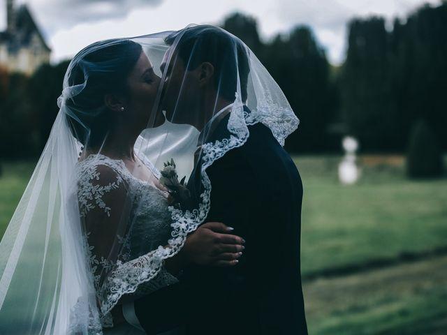 Le mariage de Valentin et Laura à Coudrecieux, Sarthe 34