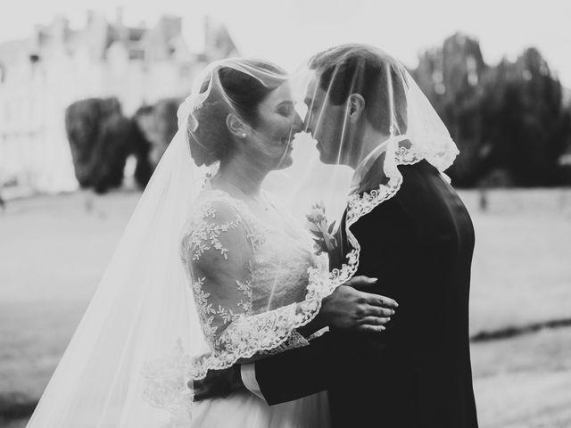 Le mariage de Valentin et Laura à Coudrecieux, Sarthe 35