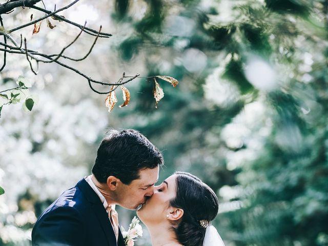 Le mariage de Valentin et Laura à Coudrecieux, Sarthe 37