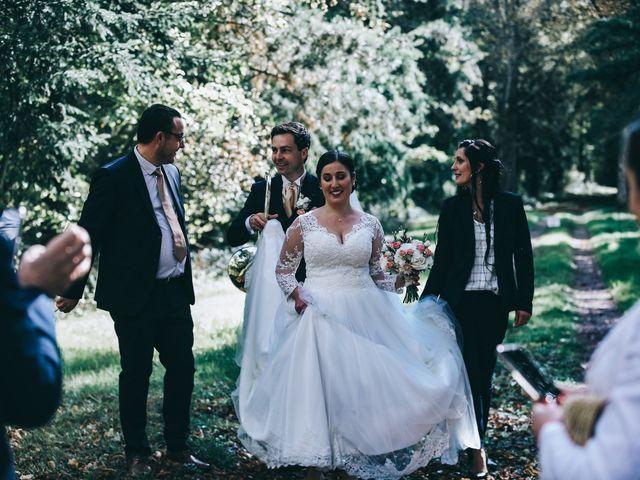 Le mariage de Valentin et Laura à Coudrecieux, Sarthe 39