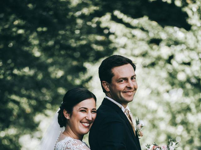 Le mariage de Valentin et Laura à Coudrecieux, Sarthe 44