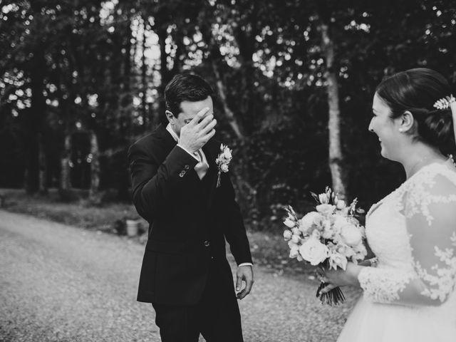 Le mariage de Valentin et Laura à Coudrecieux, Sarthe 45