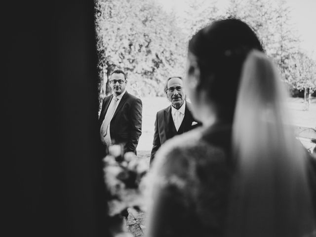 Le mariage de Valentin et Laura à Coudrecieux, Sarthe 49