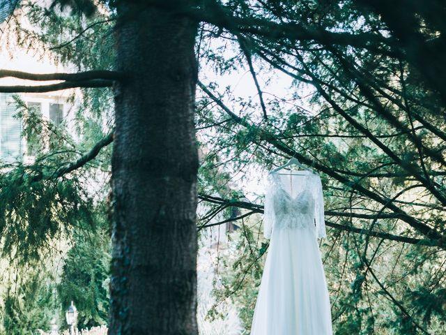 Le mariage de Valentin et Laura à Coudrecieux, Sarthe 56