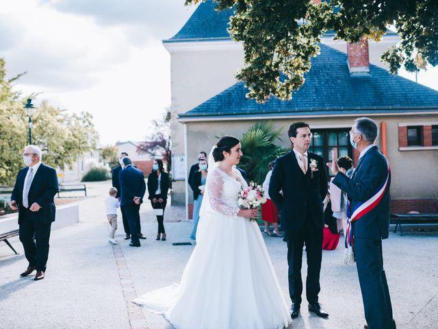 Le mariage de Valentin et Laura à Coudrecieux, Sarthe 60