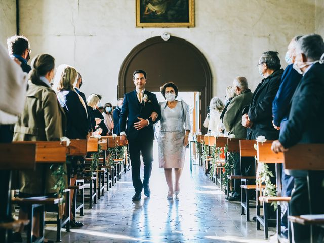 Le mariage de Valentin et Laura à Coudrecieux, Sarthe 61
