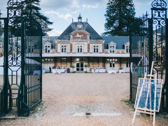 Le mariage de Valentin et Laura à Coudrecieux, Sarthe 63