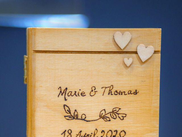 Le mariage de Thomas et Marie à Thouaré-sur-Loire, Loire Atlantique 5