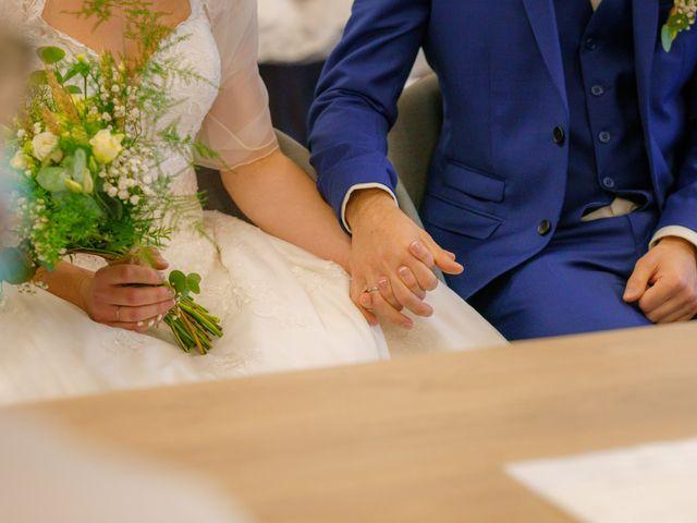 Le mariage de Thomas et Marie à Thouaré-sur-Loire, Loire Atlantique 8
