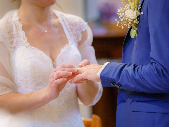 Le mariage de Thomas et Marie à Thouaré-sur-Loire, Loire Atlantique 11