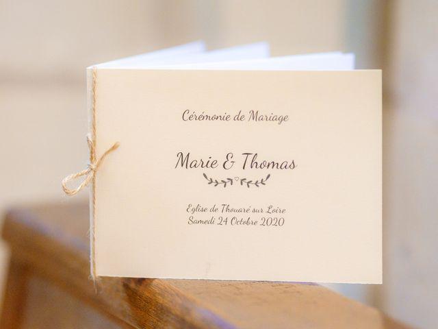 Le mariage de Thomas et Marie à Thouaré-sur-Loire, Loire Atlantique 12