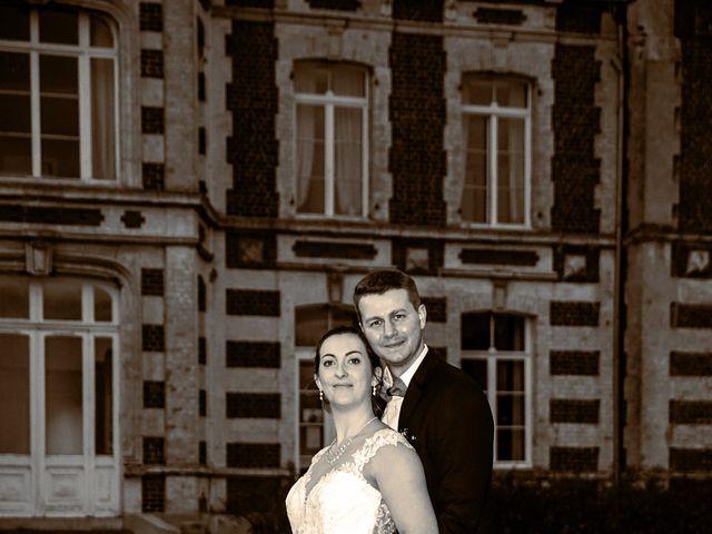 Le mariage de Julien et Amandine à Auchy-les-Mines, Pas-de-Calais 8