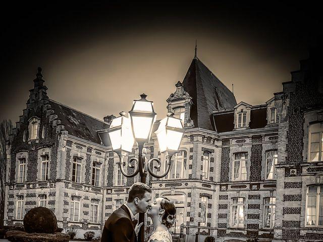 Le mariage de Julien et Amandine à Auchy-les-Mines, Pas-de-Calais 1