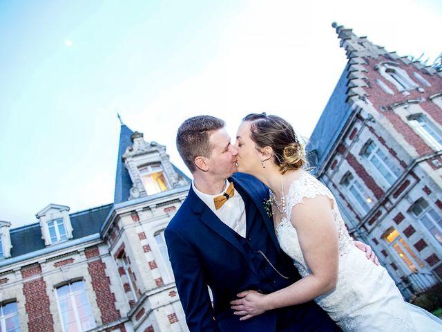 Le mariage de Julien et Amandine à Auchy-les-Mines, Pas-de-Calais 2