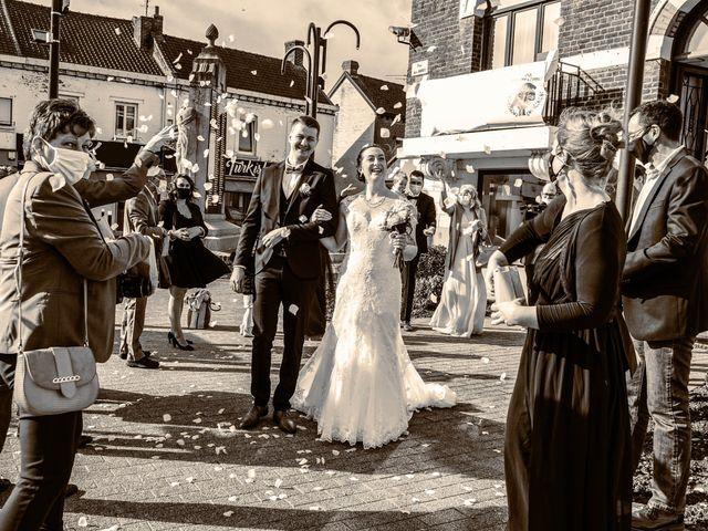 Le mariage de Julien et Amandine à Auchy-les-Mines, Pas-de-Calais 9