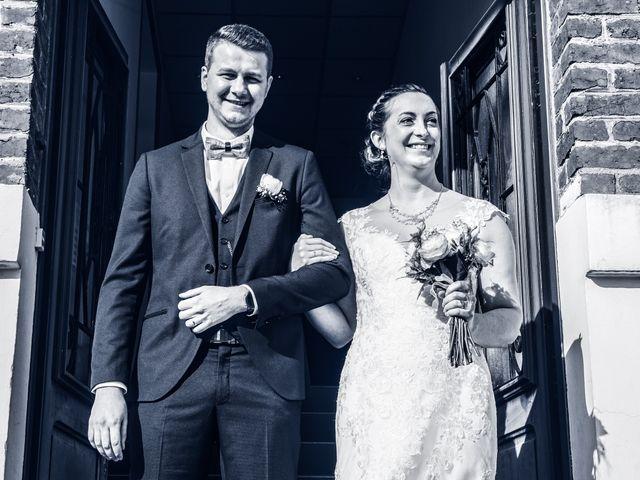 Le mariage de Julien et Amandine à Auchy-les-Mines, Pas-de-Calais 10