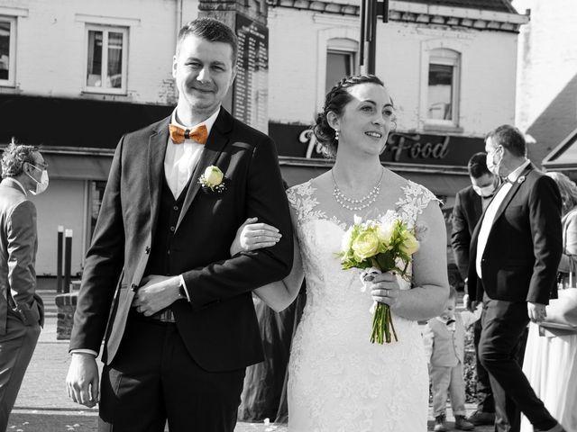 Le mariage de Julien et Amandine à Auchy-les-Mines, Pas-de-Calais 11