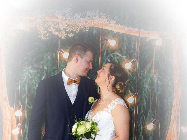 Le mariage de Julien et Amandine à Auchy-les-Mines, Pas-de-Calais 15