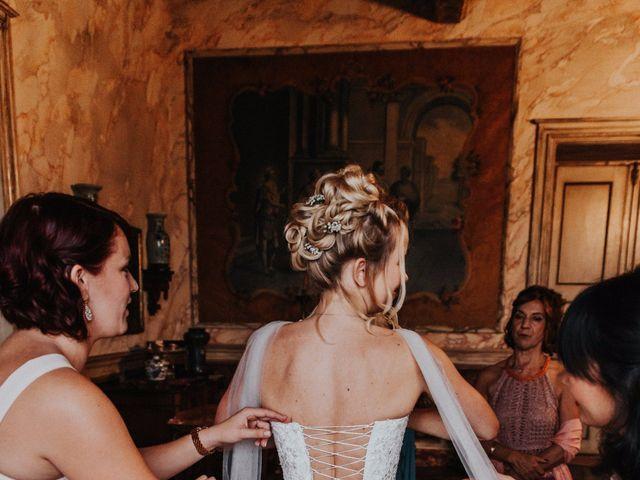 Le mariage de Anthony et Julija à Senouillac, Tarn 17