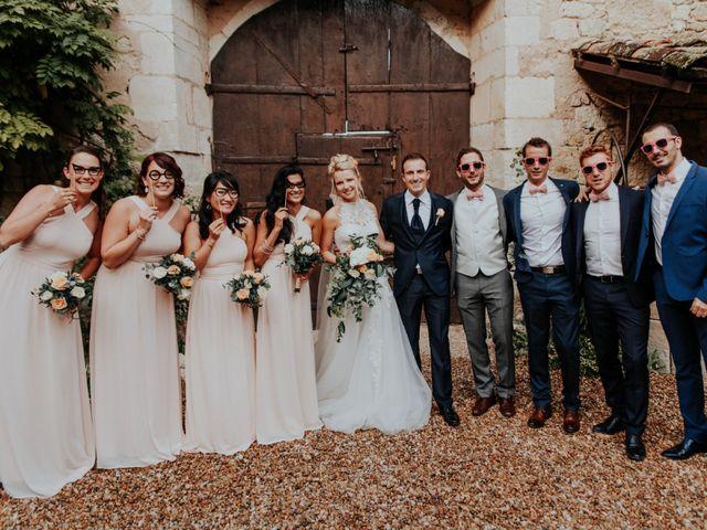 Le mariage de Anthony et Julija à Senouillac, Tarn 36