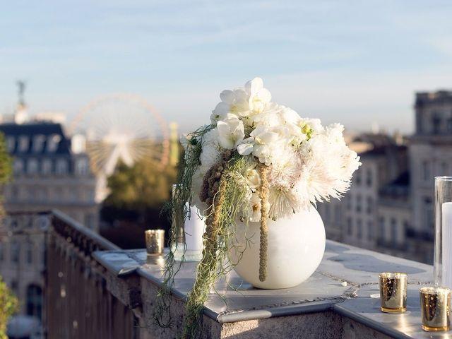 Le mariage de Harold et Hannah à Bordeaux, Gironde 6