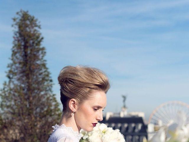 Le mariage de Harold et Hannah à Bordeaux, Gironde 13