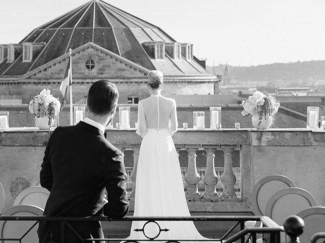 Le mariage de Harold et Hannah à Bordeaux, Gironde 14