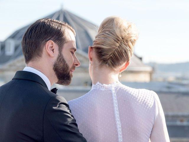 Le mariage de Harold et Hannah à Bordeaux, Gironde 15