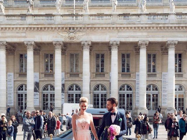Le mariage de Harold et Hannah à Bordeaux, Gironde 21