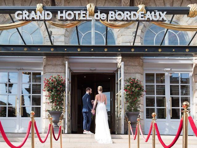 Le mariage de Harold et Hannah à Bordeaux, Gironde 22