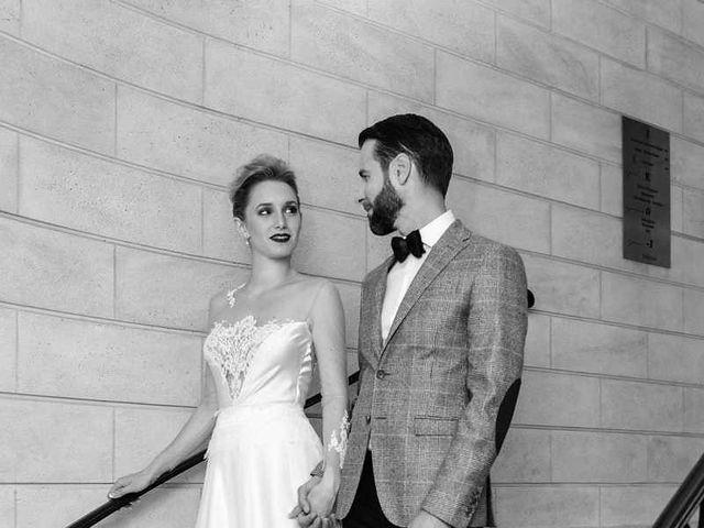 Le mariage de Harold et Hannah à Bordeaux, Gironde 35